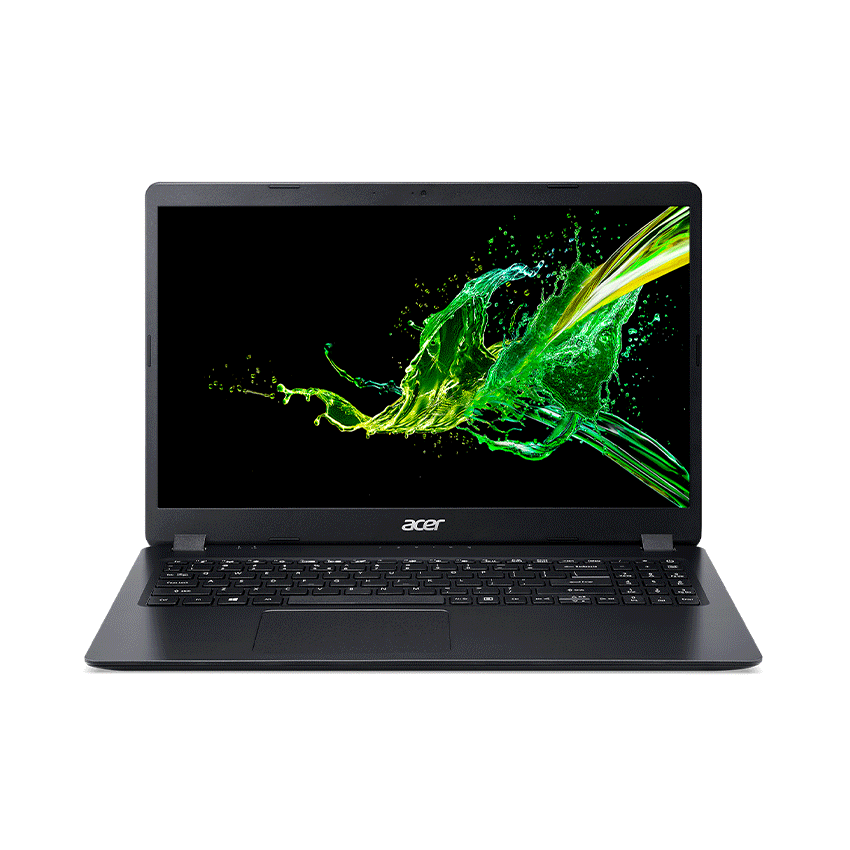 Laptop Acer  Acer Acer Aspire A315-57G-31YD (NX.HS5SV.001)/ Black/ Intel Core  i3-1005G1 (1.2Ghz, 4 MB)/ RAM 4GB onboard/ 256GB SSD/ Nvidia Geforce MX330 2GB/ 15.6 inch FHD/ 3 Cell/ Win 10H/ 1 Yr