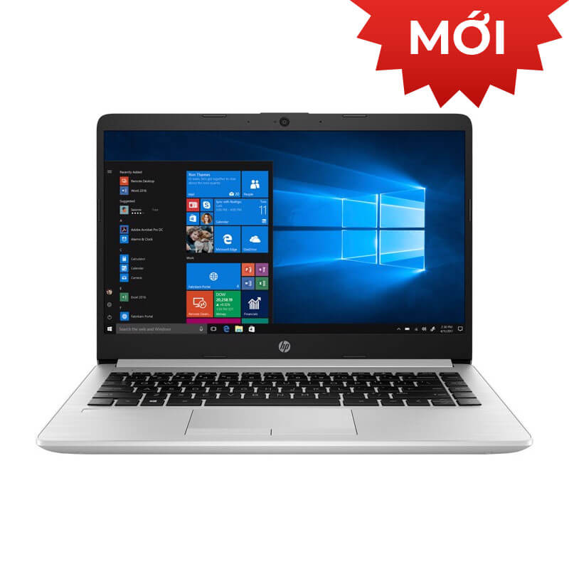 Laptop HP 348 G7 (9PH13PA)/ Silver/ Core i7-10510U/ 8GB/ 256GB/ 14.0 inch FHD/ WIN 10SL