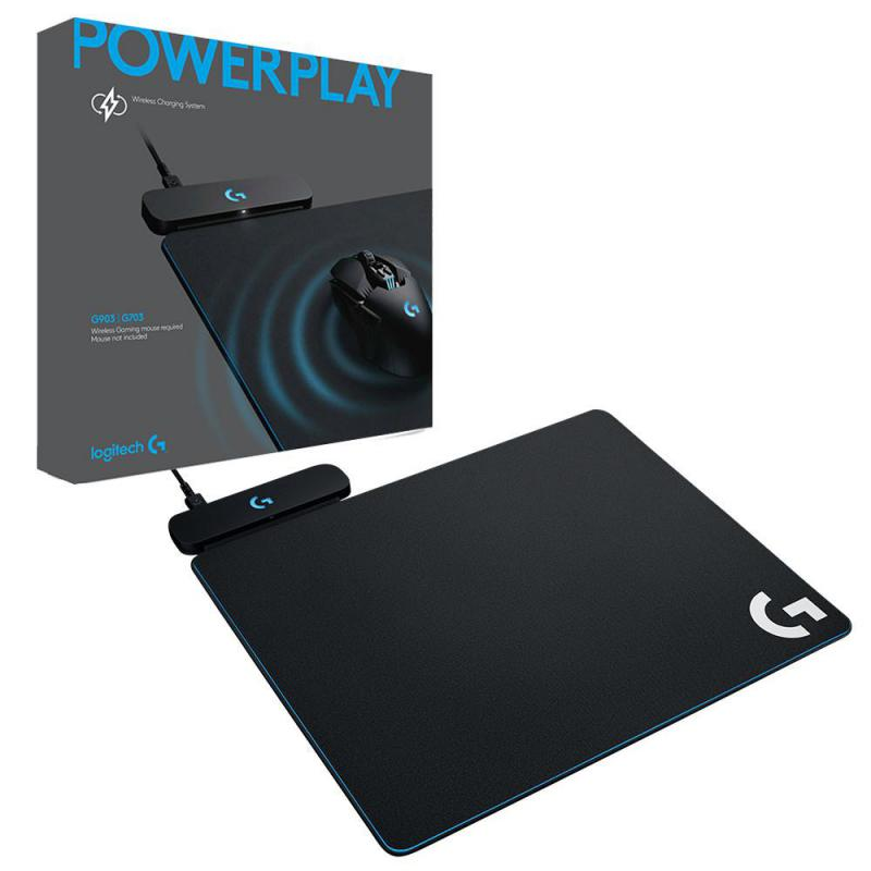 Bàn di chuột Logitech G PowerPlay Wireless Charging System