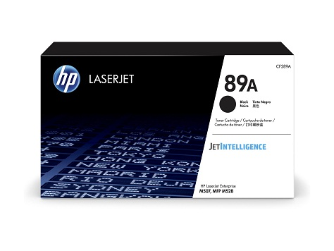 Mực in HP 89A Black Original LaserJet Toner Cartridge (CF289A)