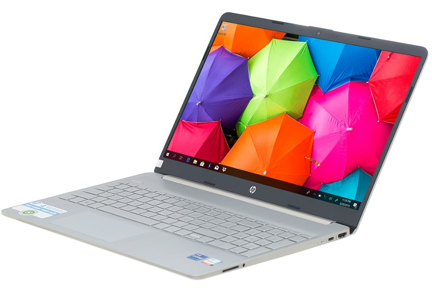 Laptop HP 15s du2050TX (1M8W2PA)/ Sliver/ Intel Core i3-1005G1 (1.20 Ghz, 4MB)/RAM 4GB DDR4/ 256GB SSD/  NVIDIA Geforce MX130 2GB/ 15.6 inch FHD/ 3 Cell/ Win 10H/ 1 Yr