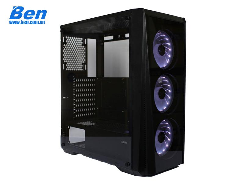 Case Sama 2103, full size ATX