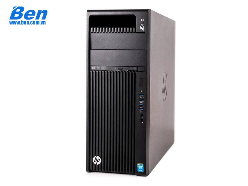 HP Z440 Workstation (F5W13AV)/ Intel Xeon E5-1630v4 (3.70GHz, 10MB)/ Ram 8GB DDR4-2400 (1x8GB)/ HDD 1TB 7200 Rpm/ NVIDIA Quadro M2000 4GB/ DVDRW/ USB Mouse + Keyboard / Linux/ 3 Years
