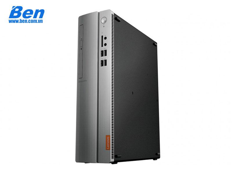 Lenovo IdeaCentre 510S-07ICB (90K80066VN)/ Intel core i3-8100(3.6GHz/6MB)/ Ram 4GB DDR4/ HDD 1TB 7200RPM/ Intel HD Graphics/ Wl + BT/ USB Keyboard & Mouse/ Win 10Home/ 1Y WTY