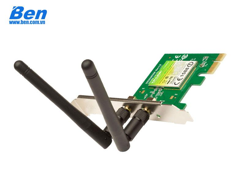 Card mạng PCI Express TPLink WN881ND Wireless - N
