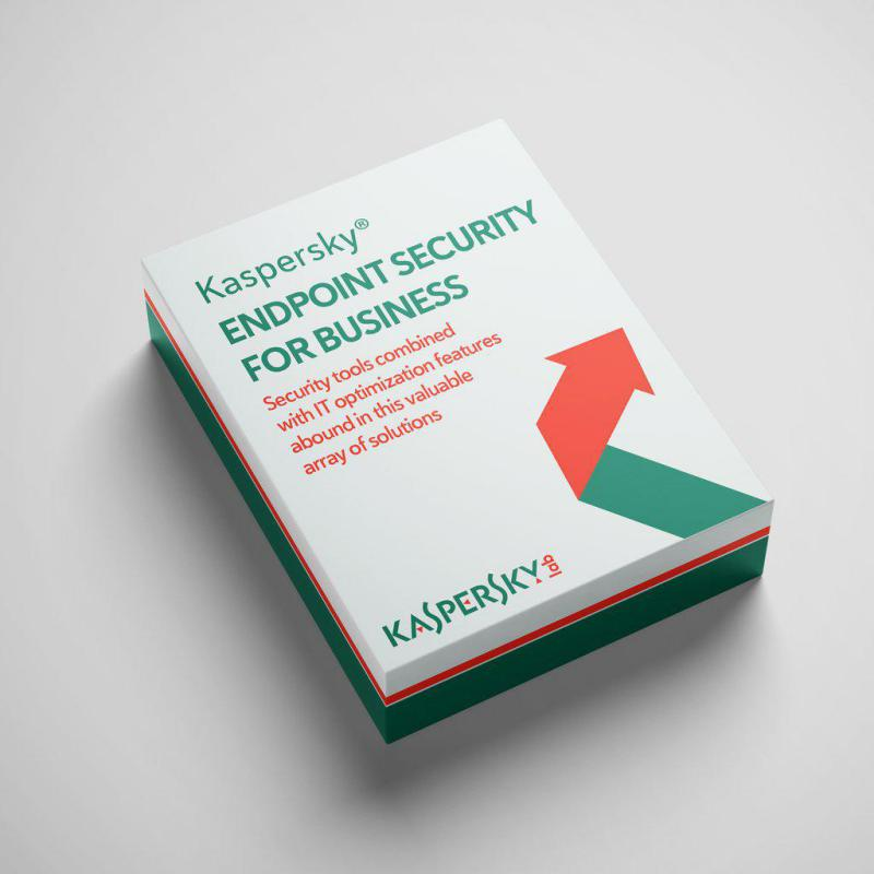 Phần mềm Kaspersky Endpoint Security for Business Select (Base) -  1 PCS - 2YEAR
