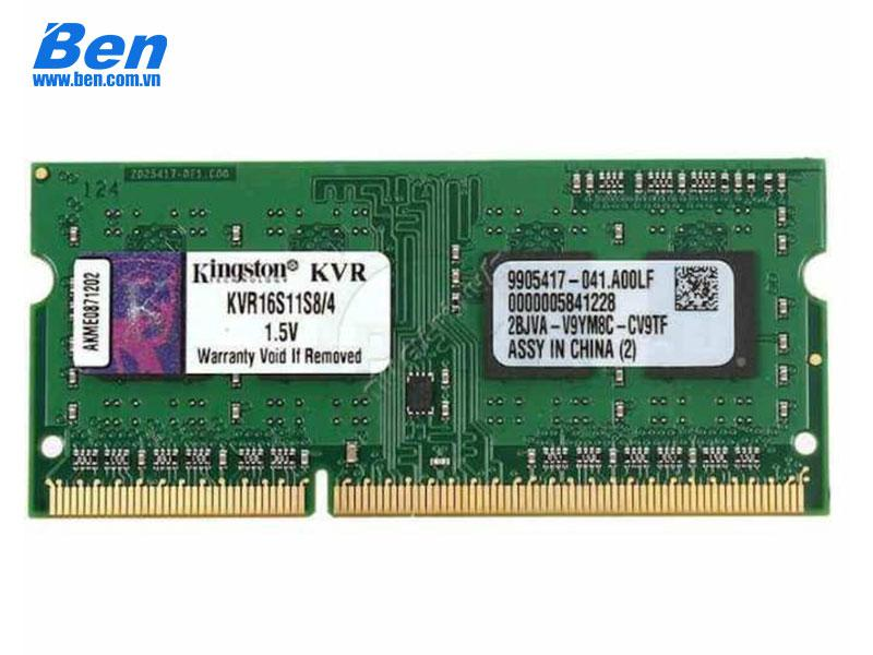 Ram Laptop 4Gb bus 1600Mhz