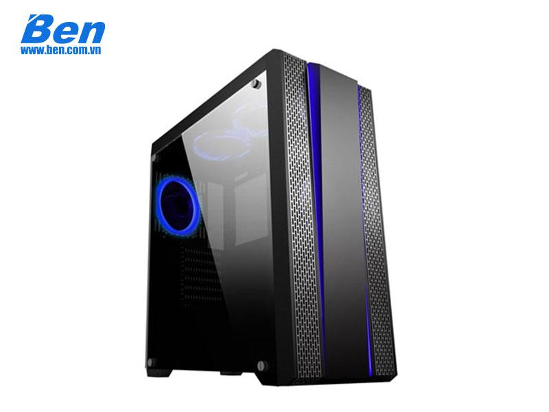 Case Sama 3901, full size ATX