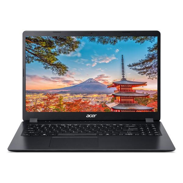 Laptop Acer Aspire A315-34-C38Y (NX.HE3SV.00G)/ Black/ Intel Celeron N4020 (1.10GHz, 4MB)/ RAM 4GB DDR4/ SSD 256GB/ Intel UHD Graphics/ 15.6 inch HD/ 2Cell/ Win 10SL/ 1Yr