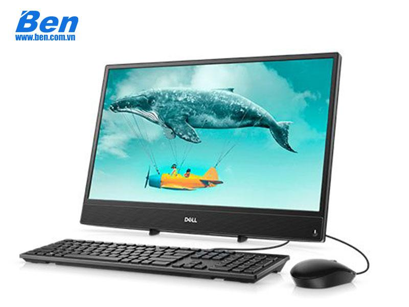 All In One Dell Inspiron 3280A/ Intel core i5-8265U (1.60 GHz, 6MB)/ Ram 4GB DDR4/ HDD 1TB / GeForce MX110 2GB GDDR5/ 21.5 Inch FHD/ WC + WL + BT/ Key+ Mouse/ Dos/ 1 Yr