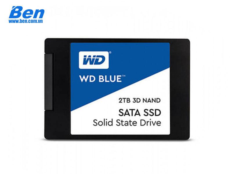 Ổ cứng gắn trong SSD Blue 1TB/ M2-2280/ Read up to 560MB/ Write up to 530MB