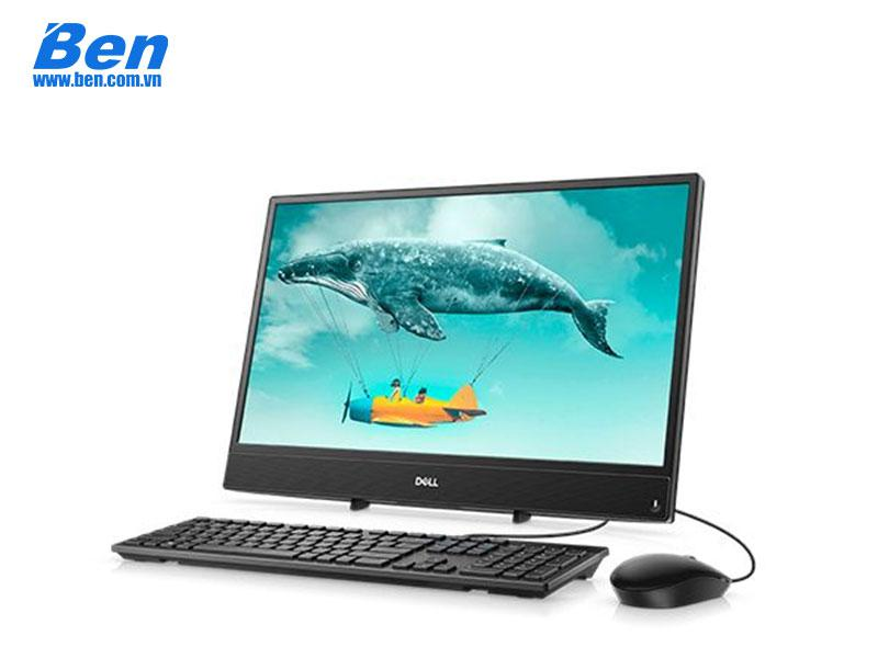 All In One Dell Inspiron 3280T (V9V3R2)/ Black/ Intel core i5-8265U (1.60 GHz, 6MB)/ Ram 8GB DDR4/ HDD 1TB 5400 Rpm/ Intel UHD Graphics 620/ 21.5 Inch FHD Touch IPS/ WC + WL + BT/ Keyboard + Mouse/ Linux/ 1 Yr PreSup