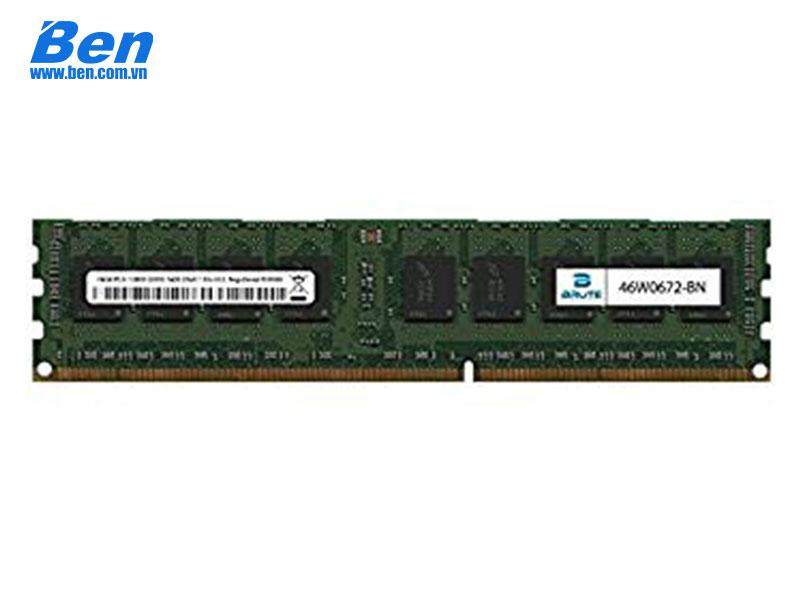 DDR3 Server IBM 16GB (1x16GB, 2Rx4,1.35V) PC3L-12800 CL11 ECC DDR3 1600MHz