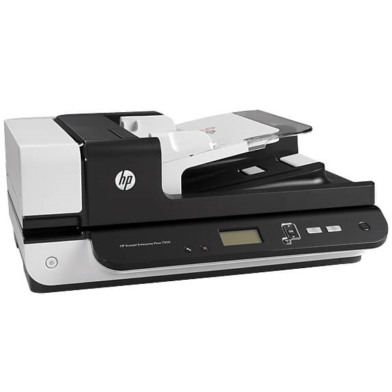 MÁY SCAN HP SCANJET ENTERPRISE FLOW 7500 FLATBED SCANNER
