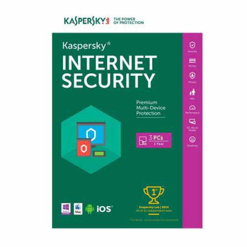 PM Kaspersky Internet Security 2018 (1User) 1PC - 1year