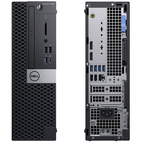 Dell OptiPlex 5060 SFF (42OT560002)/ Intel Core i5-8400 (2.8GHz/9MB)/ Ram 8GB DDR4/ 1TB 7200RPM/ Intel HD Graphics/ DVDRW/ Keyboard & Mouse/ Fedora/ 3Yrs
