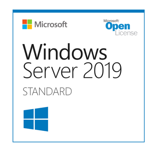 Phần mềm Microsoft Windows Server Standard 2019 64Bit English 1pk DSP OEI DVD 16 Core (P73-07788)