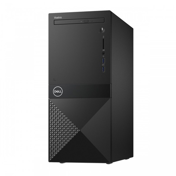 PC Dell Vostro 3670 (MTI71209-8G-1T)/ Intel Core i7-9700 (3.00 GHz, 12 MB)/ Ram 8 GB DDR4/ 1 TB HDD/ Intel UHD Graphics/ DVDRW/ WL + BT/ Mouse + Keyboard/ Ubuntu/ 1 Yr