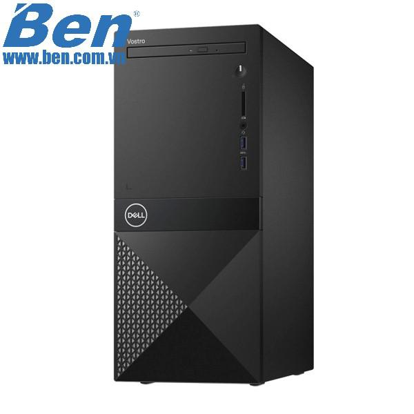 PC Dell Vostro 3670 (42VT370033)/ Intel Core i5-9400 (2.9GHz, 9MB)/ Ram 8GB/ 1TB HDD/ NVIDIA GeForce GT 710 2GB DDR3/ WL + BT/ Key + Mouse/ Ubuntu/ 3 Yrs