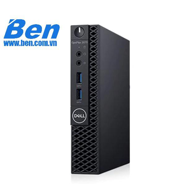 Dell OptiPlex 3070 Micro (42OC370004)/ Intel Core i5-9500T (2.2GHz, 9MB)/ Ram 4GB/ 500GB HDD/ Intel UHD 630/ Wireless + BT/ Fedora/ 1 Yr