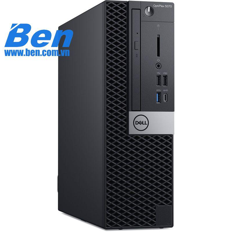Dell OptiPlex 5070 SFF (42OT570002)/ Intel Core i7-9700 (3.00 GHz, 12MB)/ Ram 8GB/ 1TB HDD/ Intel UHD 630/ DVDRW/ Mouse & Key/ Ubuntu/ 3 Yrs