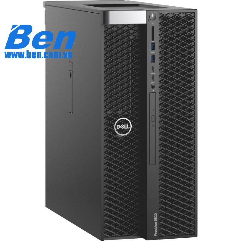Dell Precision 5820 Tower (42PT58DW22)/Intel Xeon W-2123 (3.60GHz, 8.25MB)/ Ram 16GB/ 1TB HDD/ NVIDIA Quadro P620 2GB/ DVDRW/ Mouse & Key/ WIN10P/ 3Yrs