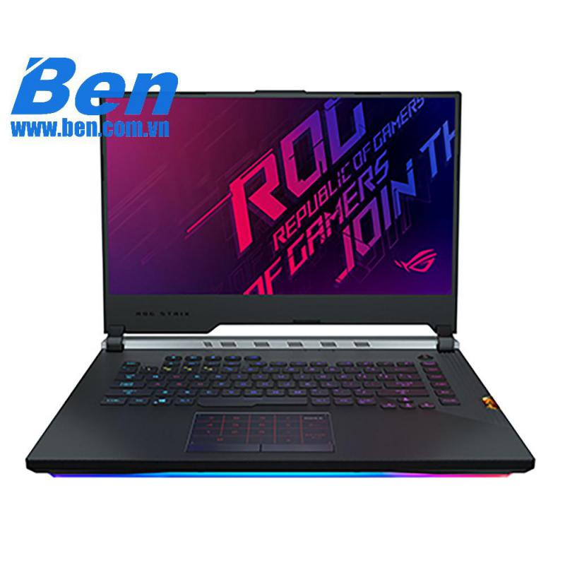 Laptop Asus ROG Strix Scar III G531G_N-VAZ160T/ Gun Metal/ Intel Core i7-9750H (2.60GHz, 12MB)/ Ram 16GB/ SSD 512GB/ NVIDIA GeForce RTX 2060 6GB GDDR6/ 15.6 inch FHD/ 4Cell/ Win10/ 2Yrs