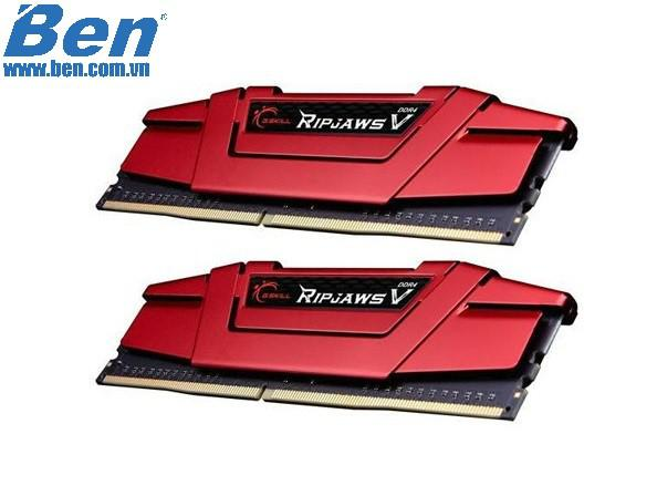 DDR4 Gskill RIPJAWS V 16GB(2x8GB) bus 3000 F4-3000C16D-16GVRB