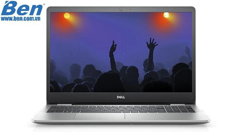Laptop Dell Inspiron 5593 (N5I5461W)/ Silver/ Core i5/ 8GB/ 512GB/ Geforce MX230/ Win 10