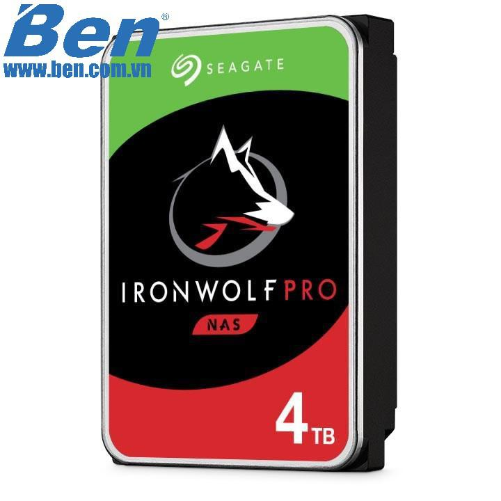 ổ cứng gắn trong HDD Seagate IronWolf Pro ST4000NE001 4TB 7200rpm SATA 3.5