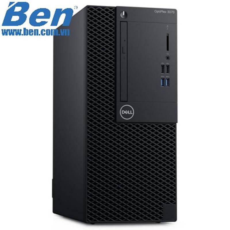 Dell Optiplex 3070MT(3070MT-i391-4G1TBKHDD)/ Intel Core i3-9100 (3.6GHz, 6MB)/ Ram 4GB/ HDD 1TB/ Intel UHD Graphics 630/ DVDRW/ Fedora/ 1Yr