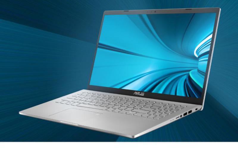 Laptop Asus X509UA-EJ116T/ Silver/ Intel core i3-7020U/ Ram 4GB/ HDD 1TB/ 15.6 inch FHD/ FP/ 2Cell/ Win 10SL