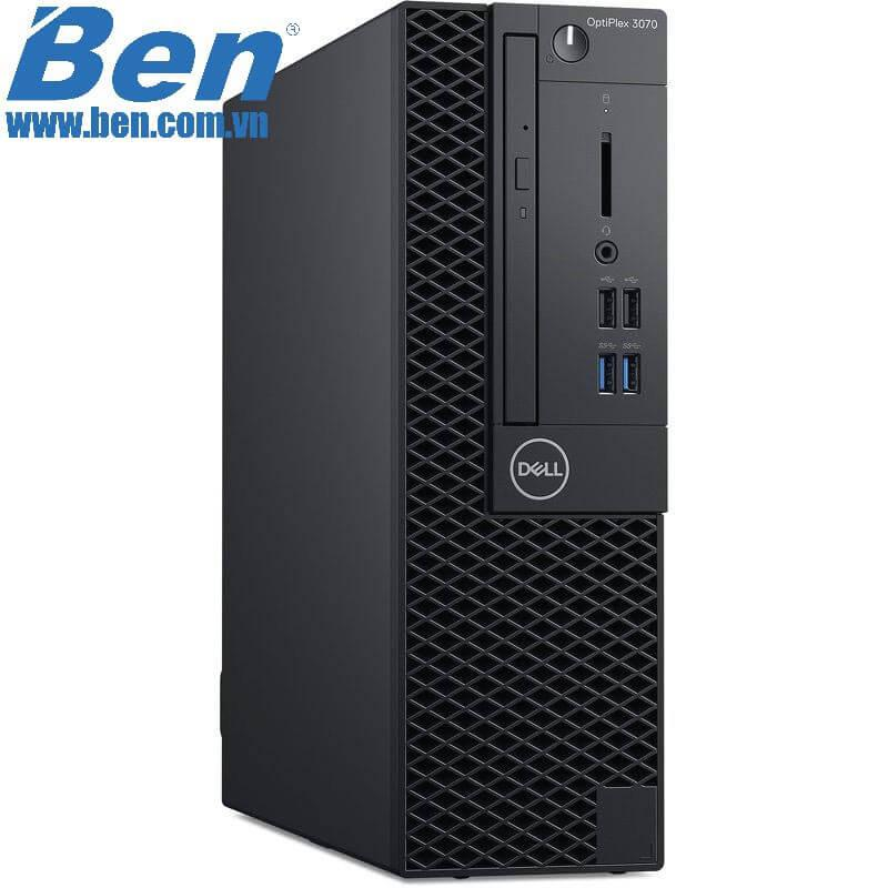 Dell Optiplex 3070 SFF (70199618)/ Intel Core i3-9100 (3.60GHz, 6MB)/ Ram 4GB/ HDD 1TB/ Intel UHD Graphics/ DVDRW/ Key & Mouse/ Fedora/ 1Yr