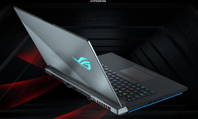 Laptop Asus G731-VEV089T/ Black/ Intel core i7-9750H ( 2.60GHz, 12MB)/ Ram 16GB/ SSD 512GB/ Geforce RTX 2060 6GB/ 17.3 inch FHD/ 4 Cell/ Win 10SL/ 2Yrs