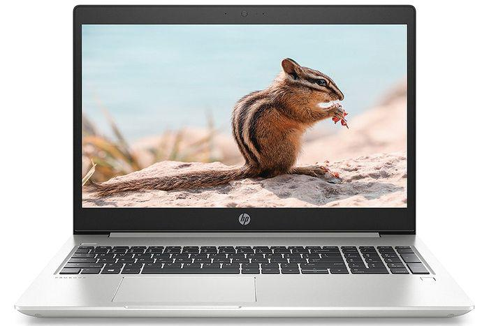Laptop HP ProBook 450 G6 (8GV30PA)/ Silver/ i7-8565U/ Ram 8GB/ SSD 512GB/ Nvidia Geforce MX250 DDR5 2GB/ 15.6 Inch FHD/ FP/ 3Cell/ WIN 10SL