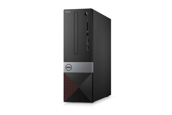 PC Dell Vostro 3471ST (46R631)/ Black/ Intel Pentium G5420 (3.80GHz, 4MB)/ Ram 4GB/ HDD 1TB/ DVDRW/ Intel UHD Graphics/ Key & Mouse/ Linux/ 1Yr ProSup