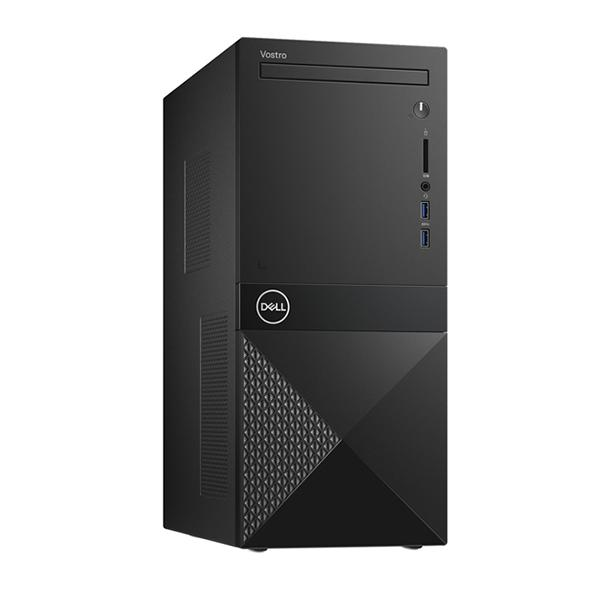 PC Dell Vostro 3671MT (V579Y3)/ Black/ Intel core i7-9700 (3.0GHz, 12MB)/ Ram 8GB/ HDD 1TB/ DVDRW/ Intel UHD Graphics/ Key & Mouse/ Linux/ 1Yr ProSup