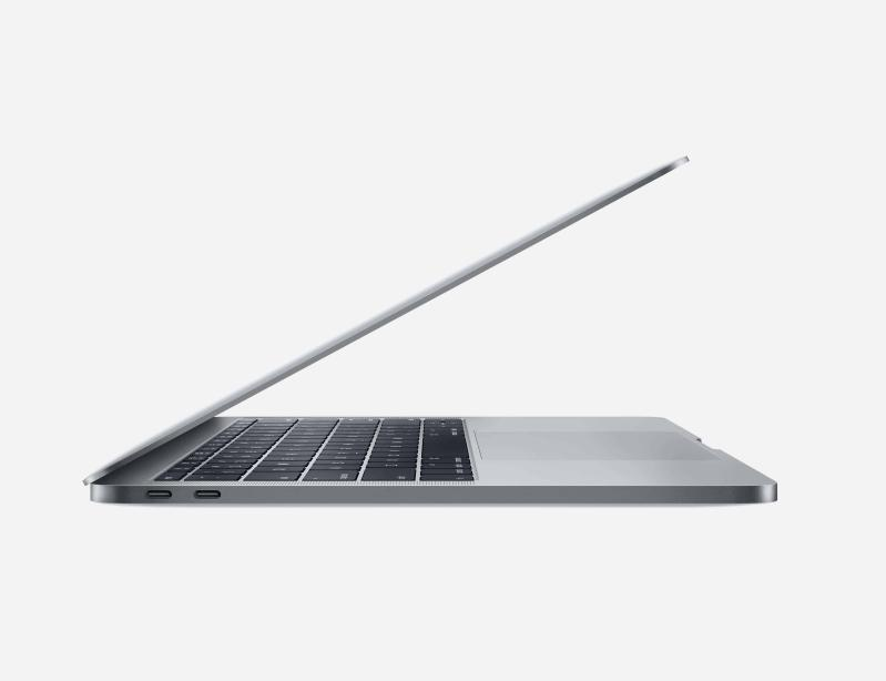 Laptop Apple MacBook Pro MV972/ Grey/ 2.4GHz quad-core 8th Intel Core i5/ RAM 8GB/ SSD 512GB/ Intel Iris Plus Graphics 655/ 13.3 inch/ Mac OSX/ 1Yr