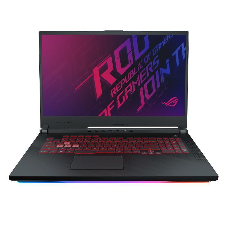 Laptop Asus G731-UEV140T/ Black/ Intel core i7-9750H (2.60GHz, 12MB)/ Ram 8GB/ SSD 512GB/ NVIDIA GeForce GTX 1660Ti 6GB GDDR5/ 17.3 inch FHD/ Win10/ 2Yrs