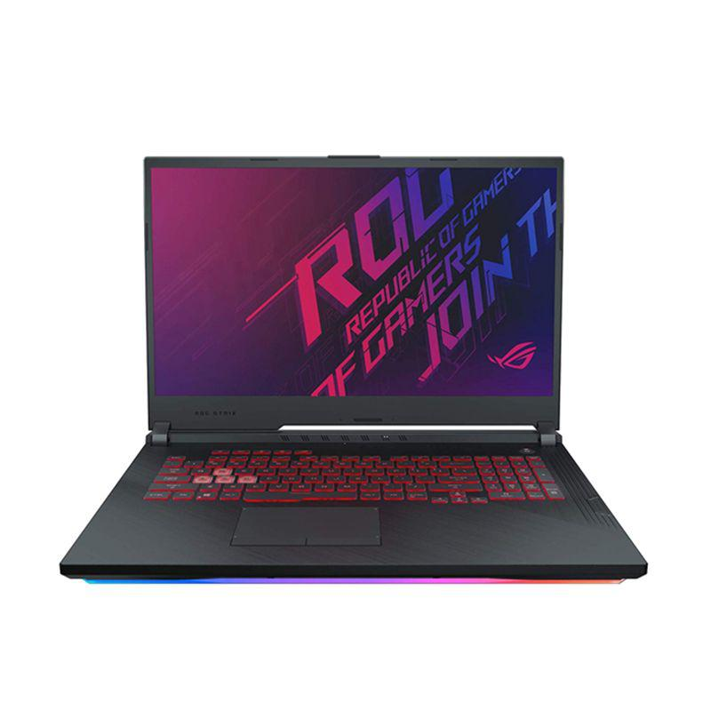 Laptop Asus G731GT-H7114T/ Black/ Intel core i7-9750H (2.60GHz, 12MB)/ Ram 8GB/ SSD 512GB/ NVIDIA GeForce GTX 1650 4GB/ 17.3 inch FHD/ Win10/ 2Yrs