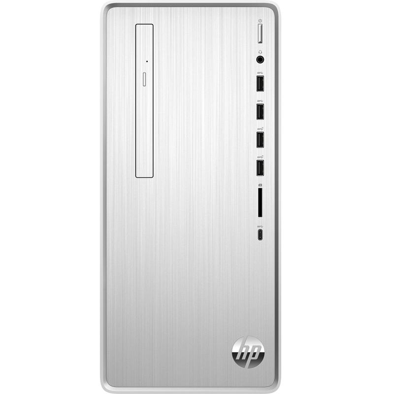 HP Pavilion 590 TP01-0135d (7XF45AA)/ Silver/ Intel Core i5-9400 (2.90GHz, 9MB)/ RAM 8GB DDR4/ SSD 512GB/ Intel UHD Graphics/ DVDRW/ Keyboard & Mouse/ Win 10H / 1Yr