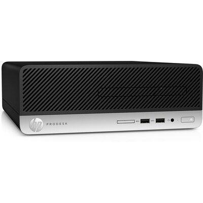 PC HP ProDesk 400 G6 Small Form Factor (8SQ42PA)/ Intel Core i7-9700 (3.00GHz, 12MB)/ Ram 8GB DRR4/ HDD 1TB/ Intel UHD Graphics/ DVDRW/ Mouse & Key/ FreeDos/ 1Yr