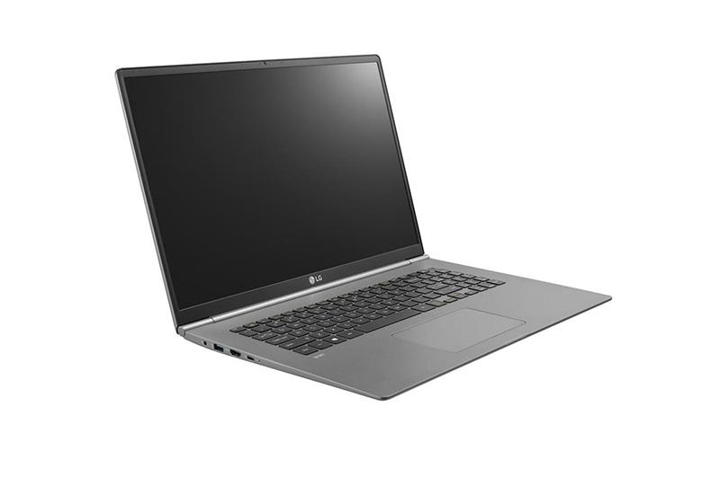 Laptop LG Gram 17Z990-V.AH75A5/ Grey - core i7