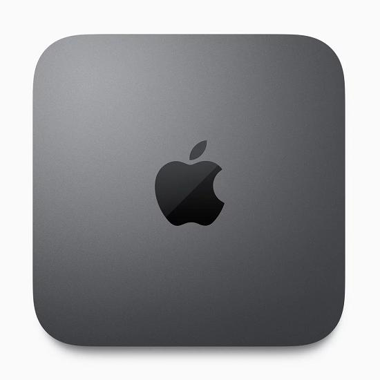PC Apple Mac mini MRTR2SA/A/ 3.6GHz QC Intel Core i3 processor/ RAM 8GB DDR4/ SSD 128GB/ Intel UHD Graphics 630/ Mac OS/ 1Yr