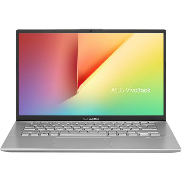 Laptop Asus A412FJ-EK388T/ Silver/ Intel Core i7-10510U (1.80GHz, 8MB)/ Ram 8GB (2x4GB)/ SSD 512GB/ NVIDIA GeForce MX230/ 14.0 inch FHD/ 2Cell/ Win 10/ 2Yrs