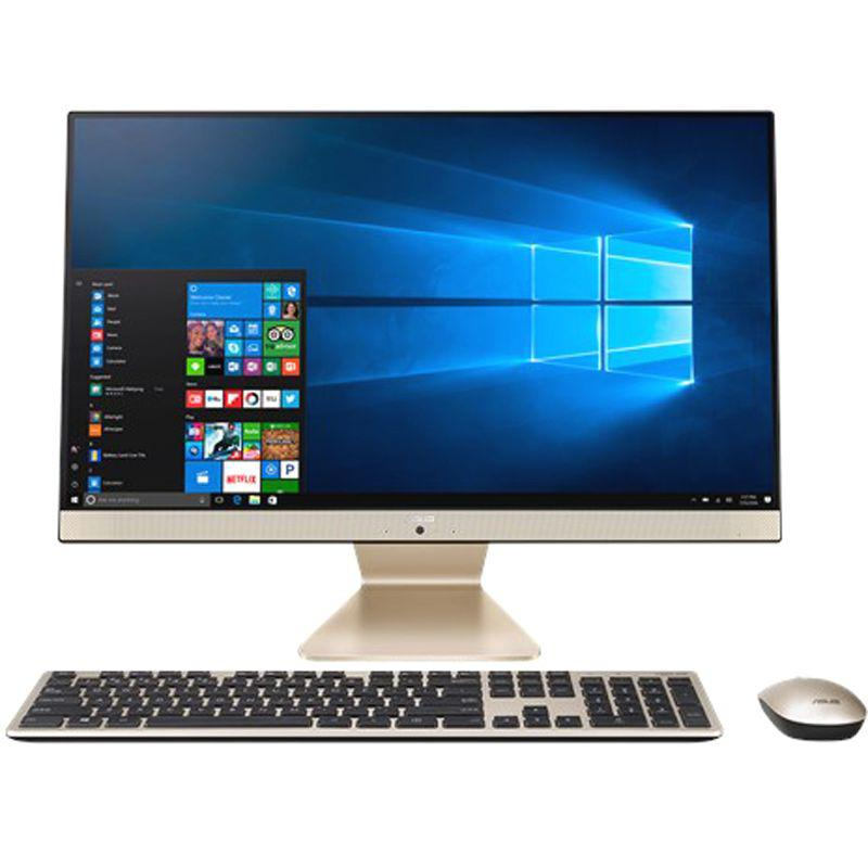 All In One Asus V241FAK-BA120T/ Black/ Intel core i5-8265U (1.60GHz, 6MB)/ Ram 8GB DDR4/ SSD 256GB + HDD 1TB/ Intel UHD Graphics/ 23.8 Inch FHD/ WL Key + Mouse/ Win 10 SL/ 2Yrs