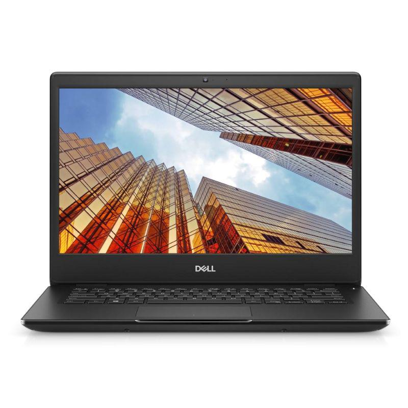 Laptop Dell Latitude 3400 (L3400I5SSD4G)/ Black/ Core i5/ 4GB/ 256GB/ Ubuntu