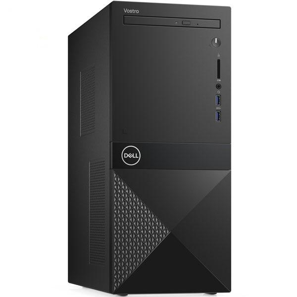 PC Dell Vostro 3671 (42VT370056)/ Intel Core i7-9700 (3.00GHz, 12MB)/ Ram 8GB (1x8GB) DDR4/ HDD 1TB/ Intel UHD Graphics/ Tray load DVD Drive/ Key & Mouse/ Windows 10 Home Single Language English/ 1Yr