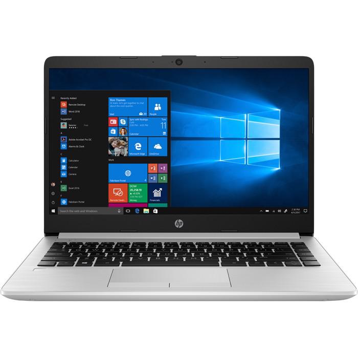 Laptop HP 348 G7 (9PH19PA )/ Silver/ i7-10510U / Ram 8GB DDR4/ SSD 512GB/ 14.0 inch FHD/ FP/ 3Cell/ WIN 10SL