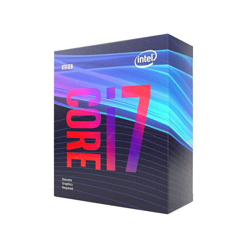 Bộ vi xử lý CPU Intel Core i7 9700F (Up to 4.70Ghz/ 12Mb cache) Coffee Lake